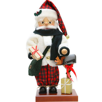 Christian Ulbricht Nutcracker - Scottish Santa
