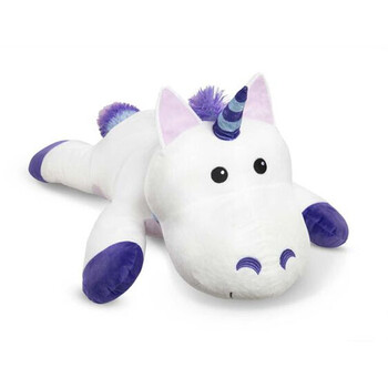 Cuddle Unicorn Jumbo Plush