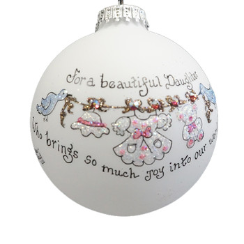 Daughter Joy Ornament