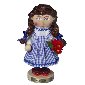 Wizard of Oz Dorothy Chubby Nutcracker