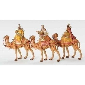 7.5'' Kings On Camels (3pc)