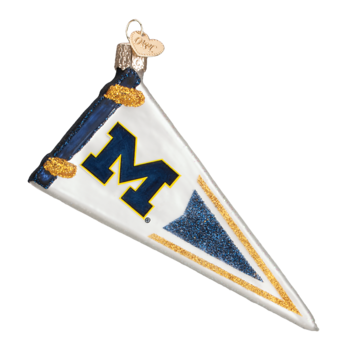 Michigan Pennant