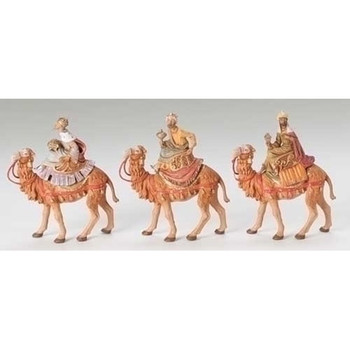 5'' Kings On Camels (3pc)