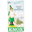 Knox Large Incense- Pine Scent
