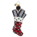 Hershey's Kisses Stocking