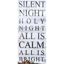 Silent Night Holy 12 X 24 Bd