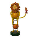 King of the Jungle Lion Figurine