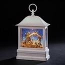 White Holy Family Lantern