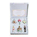 Old World Christmas 6 Piece Wedding Collection