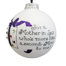 Mother-in-law Ornament