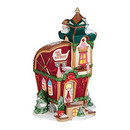 North Pole Village - Baby Doll House
