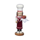 Santa Chef Nutcracker