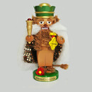 Wizard of Oz Lion Chubby Nutcracker