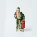Green Forest Coat Father Xmas