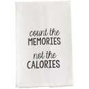Count Memories Towel
