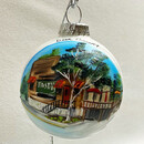 Husby's Glass Ball Ornament