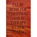 Home For Xmas Magnet