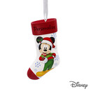 Disney Mickey Mouse Stocking Personalized Christmas Ornament