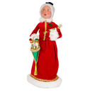 Red Velvet Mrs Claus