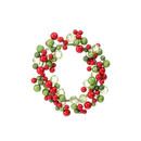 Red And Green Candle Ring-large
