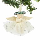 Dream And God Bless Me Ornament