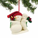 Snowbabies You're The Best Gift Ornament