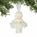Snowbabies Coffee First Ornament