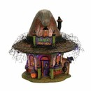 Halloween Village - Hattie's Hat Shop