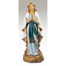 20'' Lady Of Lourdes With Rosary