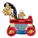 Rolling Horse Toy