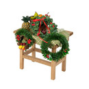 Wreath Table