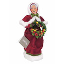 Colonial Mrs Claus Xmas