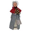 Colonial Grandma Red/black