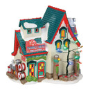 North Pole Village - Twinkle Brite Tree Factory