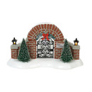 Original Snow Village - Snow Village Gate