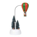 Village Accessories - Holiday Balloon Ride