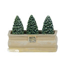 Village Accessories - Classic Christmas Topiary