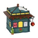 Village Accessories - Classic Christmas Kiosk