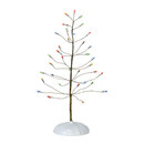 Village Accessories - Multi Winter Brite Tree