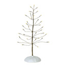 Village Accessories - White Winter Brite Tree