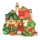 North Pole Village - The Bitsy Bungalows