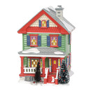 Original Snow Village - Aunt Bethany's House