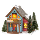 Original Snow Village - Village Farms Tree Lot