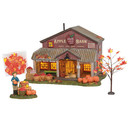 Halloween Village - Apple Barn