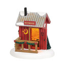 Village Accessories - Lit Village Outhouse