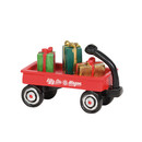 Village Accessories - Christmas In A Wagon