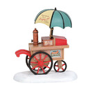 Village Accessories - Classic Xmas Cocoa Cart