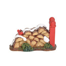 Village Accessories - Village Fireplace Wood
