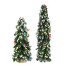 Village Accessories - Festive Mountain Pines