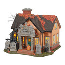 Halloween Village - The Cemetery House